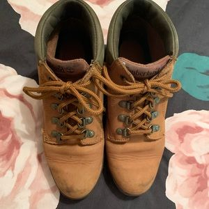 Timberland - Tan/ Leather Boots